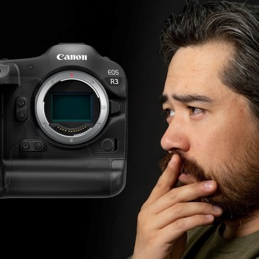 Chris and Jordan react to the Canon EOS R3 announcement