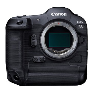 Canon launches 30 fps mirrorless camera with eye control and advanced AF