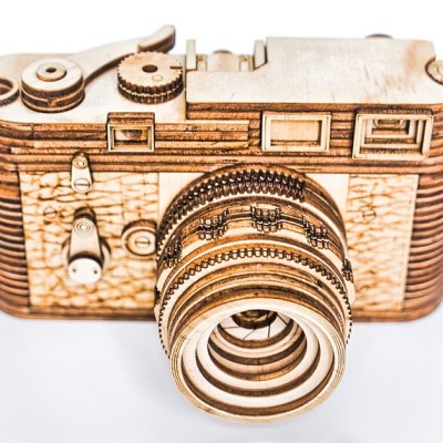 This Leica M3 replica is only $89 (and made entirely of wood)