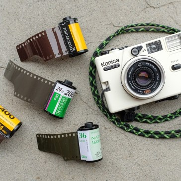The absolute beginner's guide to film photography: Color print film