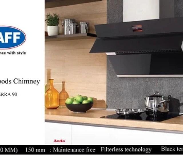 Kaff Kitchen Chimney Canberra