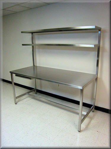 Stainless Steel Bench Stainless Steel Work Bench