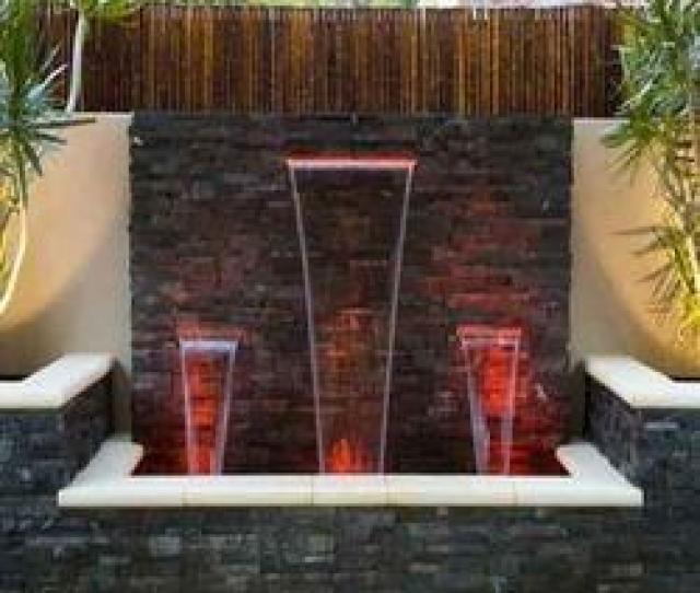 Wall Base Indoor Fountain