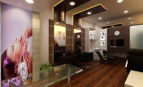 Beauty Salon Interior Designing Services Beauty Salon Interior Designing Service Provider From