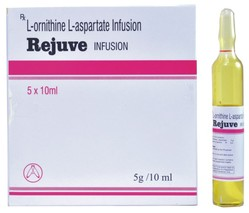 L-Ornithine & L-Aspartate Injection 10 ml