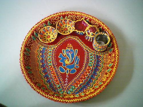 Aarathi Plate Decoration And Bride Saree Service Provider & Plates Decoration For Wedding | Decoration For Home