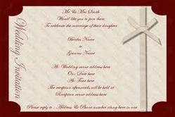 Vastu Puja Invitation Card Format In Gujarati