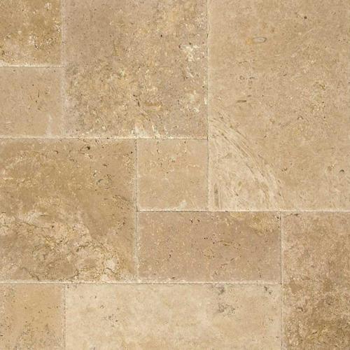 light travertine tile at best price in