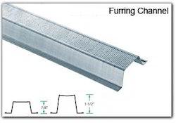 Hat Shape Furring Channel Indepth Metal Pvt Ltd Id 18624680888