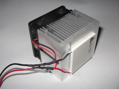 thermo electric peltier with heatsink and fan tec12706
