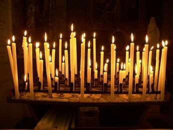Image result for church candles