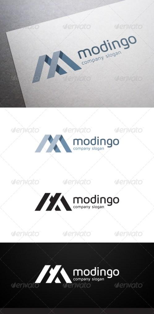"""Logotipos que empiezan por """"M""""."""