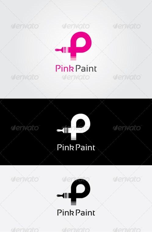 Logotipos para Tiendas de Pinturas.