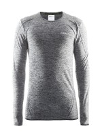 Craft Active Comfort thermoshirt lange mouwen heren antraciet