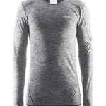 Craft Active Comfort thermoshirt lange mouwen heren antraciet