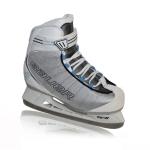 Bauer ijshockeyschaatsen Flow wit/blauw