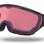 Mango Polarized Photochromic helm vizier roze