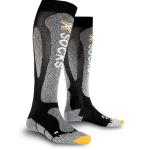 X-socks skisokken carving jongens grijs