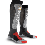 X-socks skisokken light antraciet heren