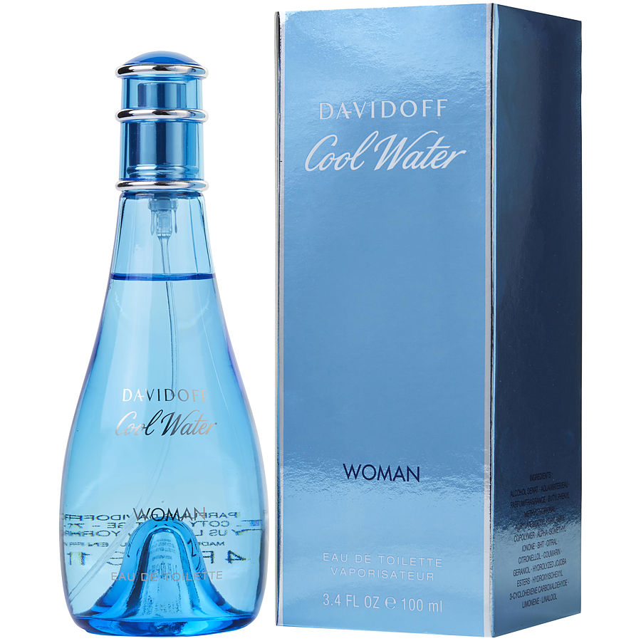 cool water eau de toilette for women | fragrancenet®