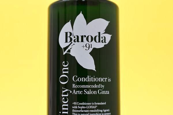 Baroda+91のコンディショナー