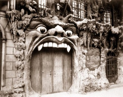 uessai:     hell mouth