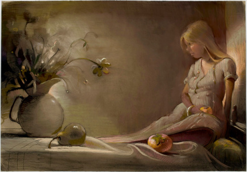 Lisa Yuskavage/ Persimmon 2007