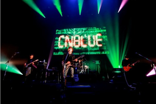 [281010 ] CN Blue @ 1st Official Fanclub Event - Welcome to  Boice Japan (via omonajungyonghwa: [cr] kawa-lily2 )(More…)