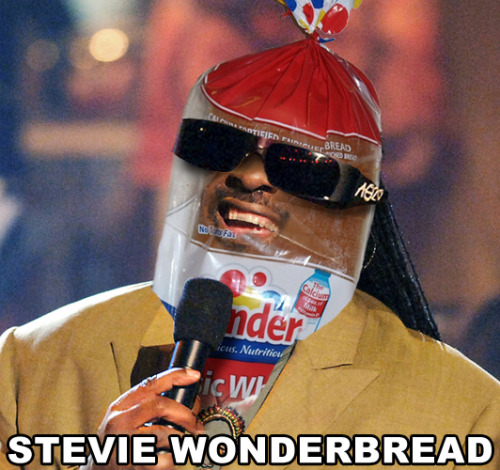Stevie Wonderbread (suggested by Jason J and Caitlin C)