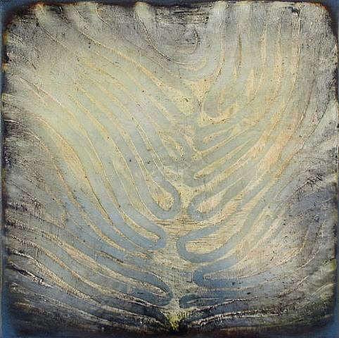 Nest Neysa Grassi 2005 Oil on Canvas