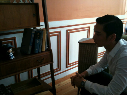 110104 Chansung's Twitter  나랑 예기두하구…ㅋㅋㅋ 어땠어!? And talking with me, too…kekeke How was it!?