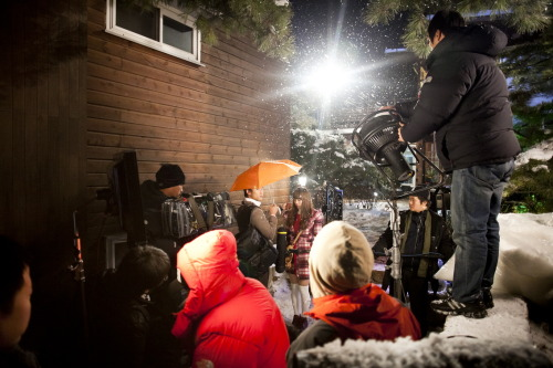 110112 Dream High's Twitter  view in high-res (: