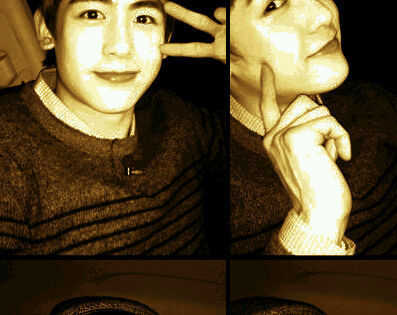 Khun's New Twitter Profile Picture