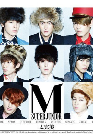 SJM Too Perfect Album Cover