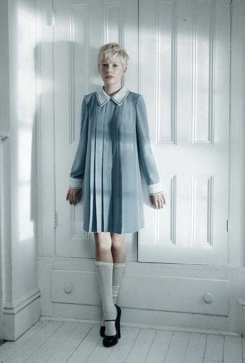I love you, Prada dress.
