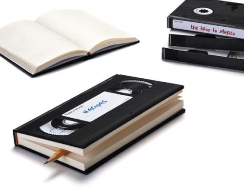 VHS Notebook