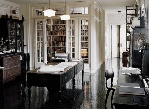 Masculine Home Interior