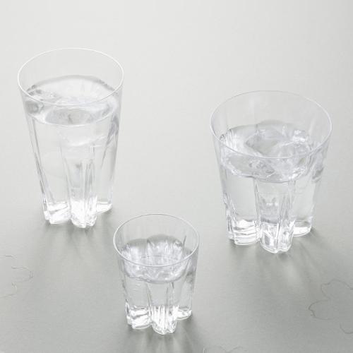 桜咲くグラス