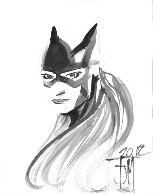 Batgirl Francis Manapul