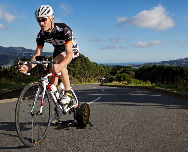 Fun photo shoot with fellow Meo GP rider Adam Alexander on Mount Victoria over Easter.Adam on Mt Victoria on Flickr.