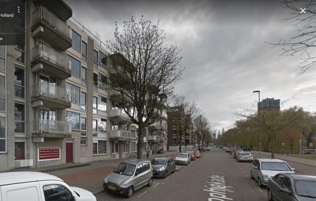 Streetview Sophiakade