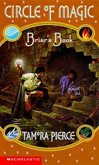 Briar's Book by Tamora Pierce