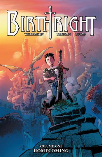 Birthright, Volume 1: Homecoming
