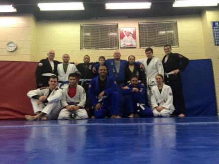 Brazilian Jiu Jitsu Training in Delaware