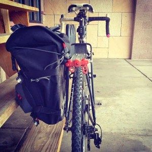 kyle's bike