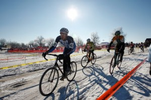 2007 USA Cycling Cyclocross National Championships.  December 16, 2007.
