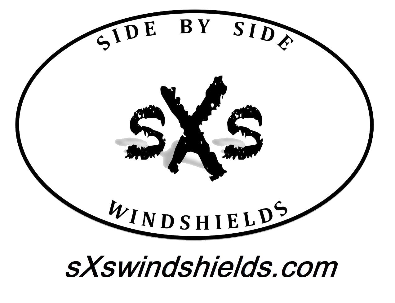 Rzr Rear Full 1 4 Glass Windshield