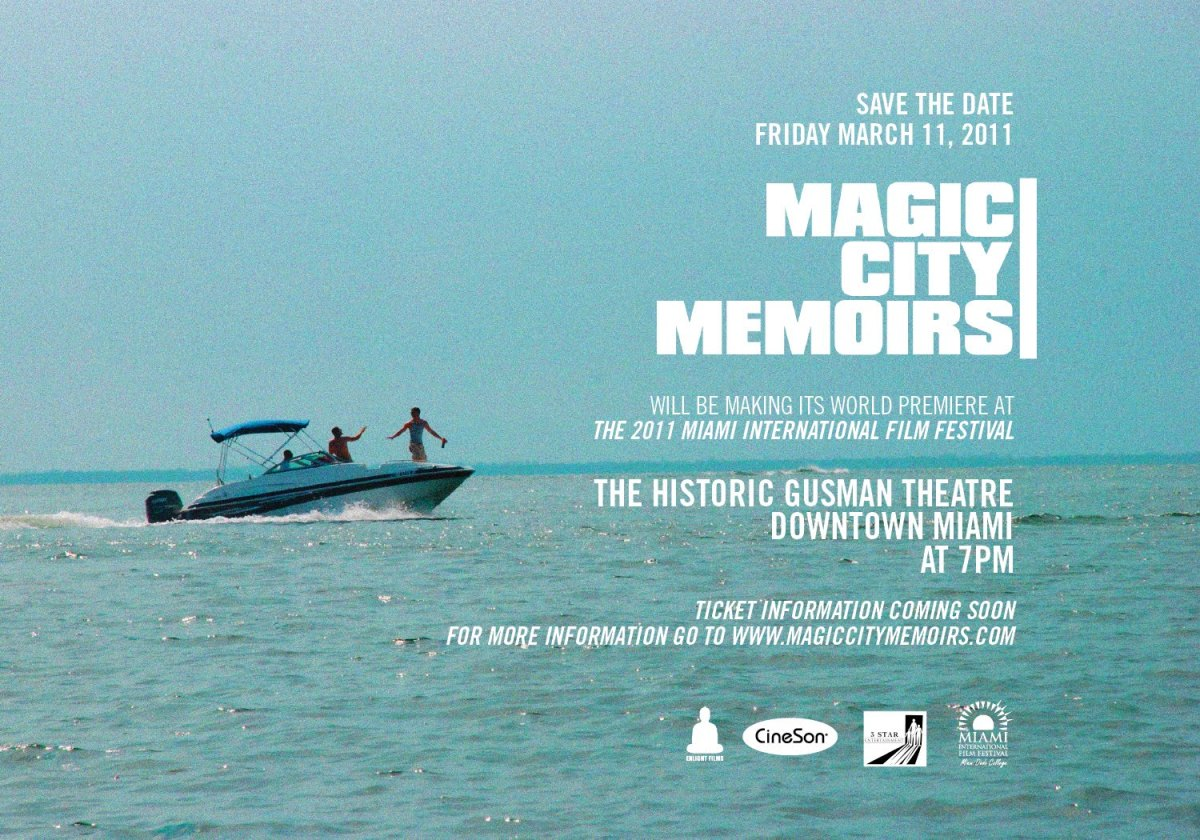 Interview: Magic City Memoirs - One of Many Miami Stories