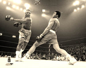 "Muhammad Ali 1971 - ""The Fight of the Century"""