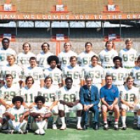 #TBT Miami Dolphins - Perfect '72